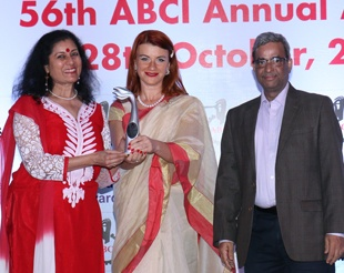 Bharat Petroleum Shimmers with ABCI Silver Award !