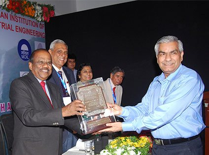 IIIE confers PERFORMANCE EXCELLENCE AWARD on BPCL