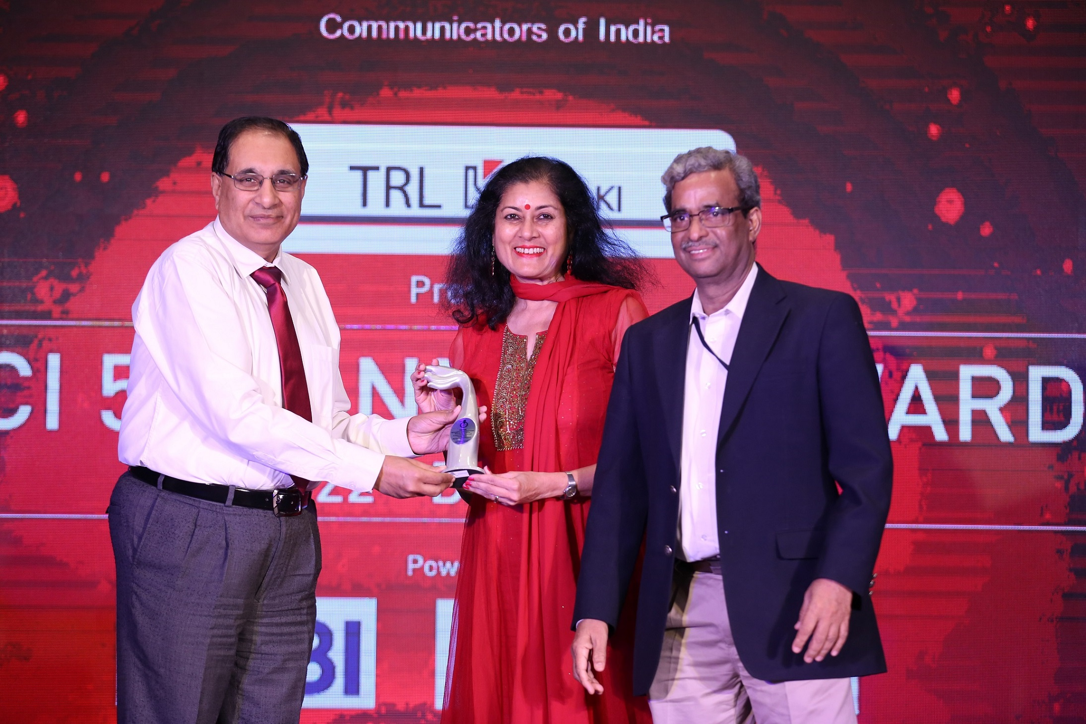 Bharat Petroleum Sparkles with ABCI Silver Award !