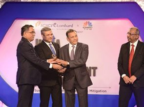 ICICI Lombard and CNBC – TV18 India Risk Management Award for BPCL