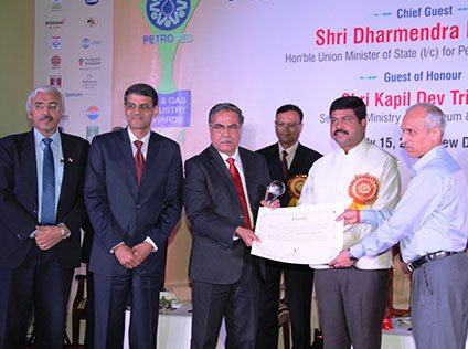 BPCL bags two top honours at Petrofed Awards