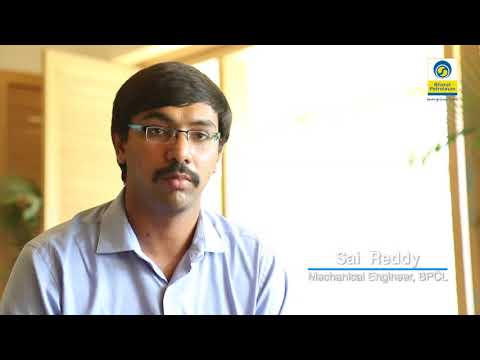 BPCL, the best place to work for Sai Reddy