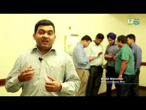 Nilabh Nishchhal on his experience with BPCL_Youtube_thumb