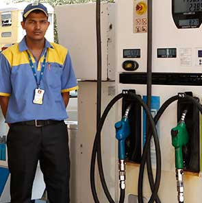 About Fuels & Services