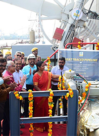 HTPL with refurbished South Tanker Berth at Cochin Port open more synergies for BPCL Refineries