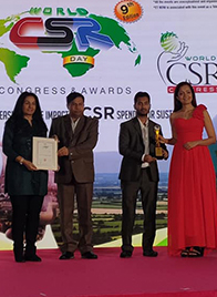 Our JV Refinery - Bharat Oman Refinery Limited (BORL) Won Economic Times CSR Leadership Awards, 2020